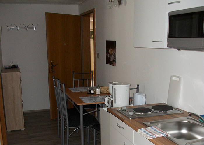 Apartment *** Haus Alpenrose